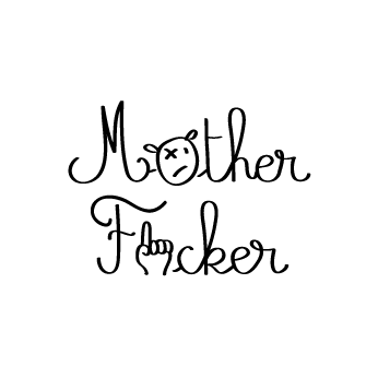 Sophie Chaussade - logo Mother Fucker