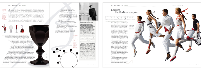 Sophie Chaussade - Magazine Air France